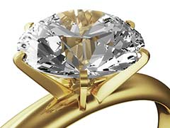 Family Recovers Heirloom Diamond After Kid Flushes it Down the Loo