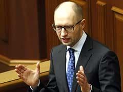 Ukraine Presses European Union for More Aid, Blasts Russia