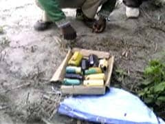 10 Crude Bombs Found in Assam After Alleged Confession of Burdwan Blast Accused