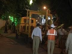 Blast at Central Bangalore's Church Street