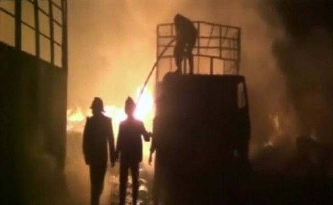 5 Die in Maharashtra Timber Warehouse Fire