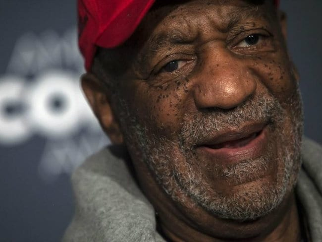 Woman Sues Bill Cosby, Claiming Underage Abuse