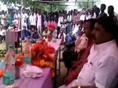 BJP Lawmaker From Chhattisgarh Attends 'Conversion' Ceremony