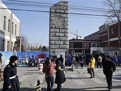 Scaffold Collapse at Beijing School Kills 10