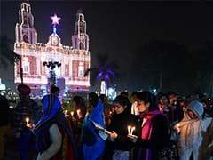 Delhi Celebrates Christmas With Traditional Fervour