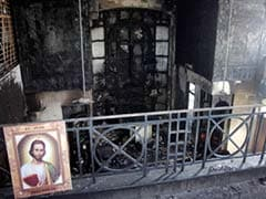 After Delhi Church Fire, Archbishop Appeals to PM Modi to Ensure Safety