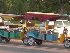 Illegal E-Rickshaws In Noida To Be Seized, Say Traffic Police Officials