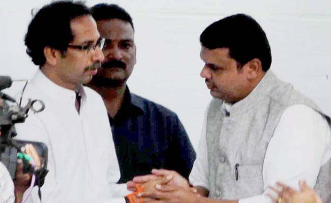 Devendra Fadnavis Says Shiv Sena Has Shamed State, Allies Set for Separate Contest