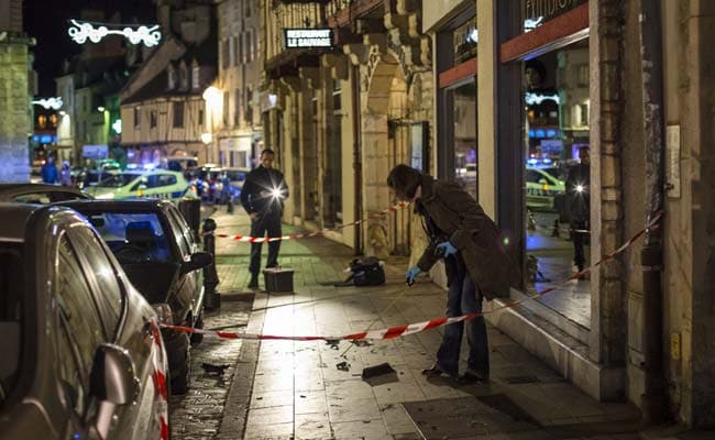 Man Shouting 'Allahu Akbar' Drives Into Crowd in France