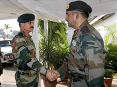 Army Chief Reviews Operations in Volatile Assam