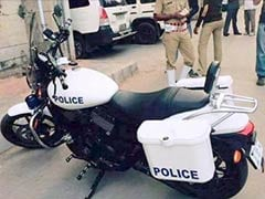 Gujarat Police Likely to Get 5 Super Bikes Soon