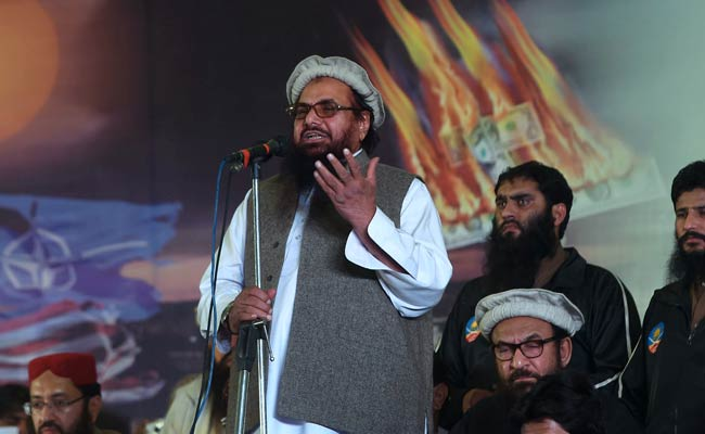 Pakistanis Should Help Kashmiris in Getting 'Freedom': Hafiz Saeed