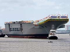India Eyes US Aircraft Carrier Technology as Arms Ties Deepen