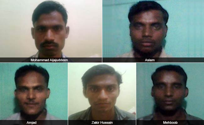 5 Jailbirds May Be Planning Terror Strikes on Behalf of ISI: Sources