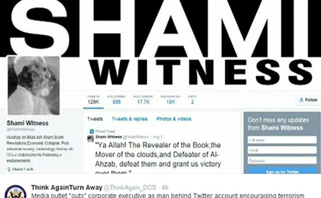 Islamic State's Top Man on Twitter Had No Direct Contact With Jihadis, Say Police