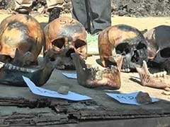 8 Human Skulls Found in Former School in Manipur