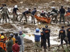 Indonesian Landslide Death Toll Rises to 56