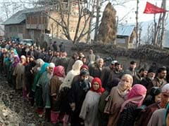 Jammu and Kashmir Floods Polling Booths, 72% Turnout This Time