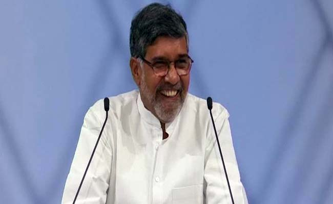 My Life's Aim is to Free Every Child: Kailash Satyarthi