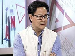 Centre Has Given Higher Development Packages to Arunachal Pradesh: Kiren Rijiju