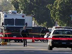 2 Gunmen Open Fire on Los Angeles Police Car