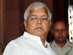 Back in Town After Four Months, Lalu Prasad Takes on PM Modi, RSS