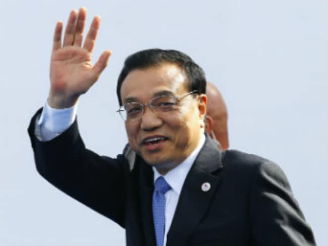 Thailand Welcomes China's Li Keqiang as US Ties Cool Over Coup
