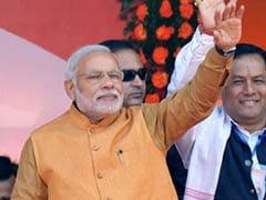 PM Narendra Modi Pays Tribute to BR Ambedkar