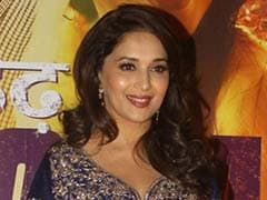 He Threatened Madhuri Dixit With SMS-es
