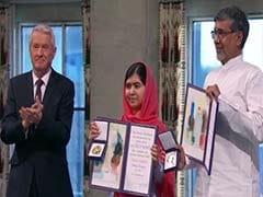 चाहती हूं हर बच्चे को शिक्षा हासिल हो : पुरस्कार मिलने के बाद मलाला यूसुफजई