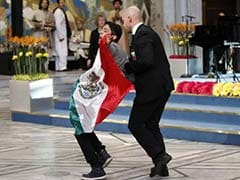 Malala Yousafzai Sympathetic To Mexican Protester At Nobel Ceremony