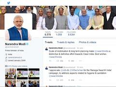 PM Narendra Modi Tweets Praise for NDTV-Dettol Banega Swachch India Campaign