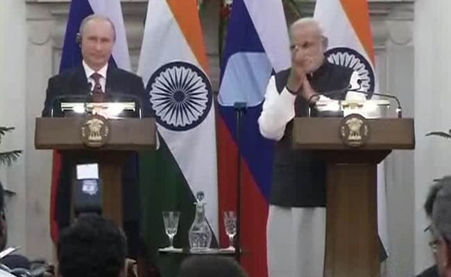 Joint Statement on the Visit of Russian President Vladimir Putin to India: Full Text