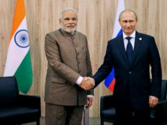 Vladimir Putin to Visit India Next Week, May Sign Defence, Nuclear Pacts With India