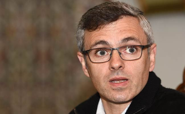 Jammu and Kashmir Chief Minister Omar Abdullah Likely to Resign on Wednesday