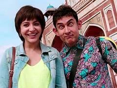 PK Will Surpass Dhoom 3's Business: PVR Pictures