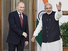 Russia Remains India's 'Principal Partner' In Defence: PM Modi