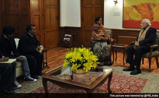 PM Modi Meets with Nirbhaya's Family About Safety for Women