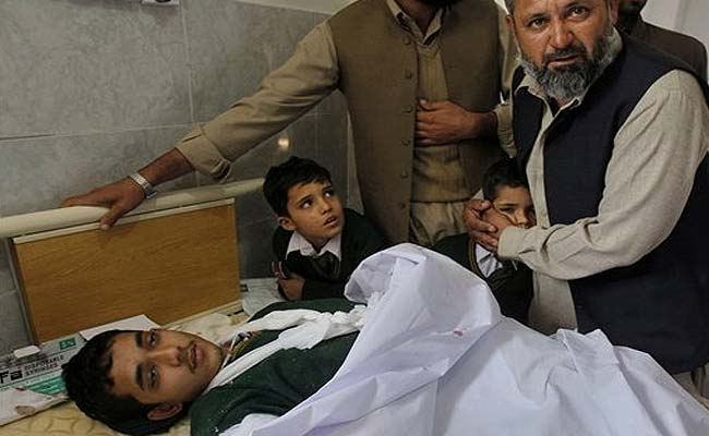 More Than 130 Children Killed by Pakistan Taliban in School in Peshawar