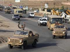 Kurds Advance Against Islamic State Group in Syria, Iraq