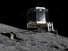 Rosetta Comet-Landing is Science's 2014 Breakthrough