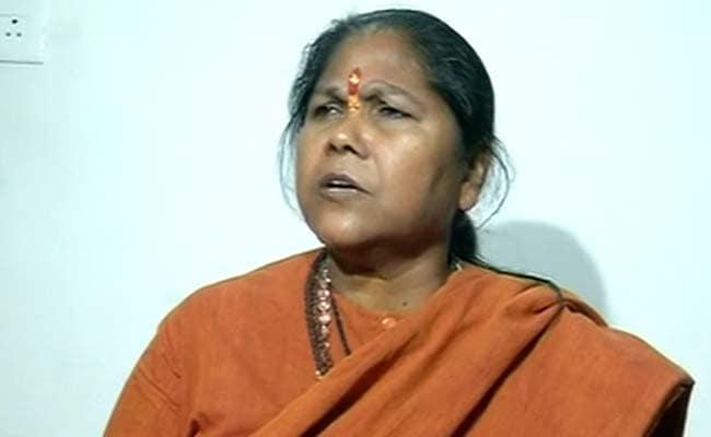 'I Apologised. What More Can I Do?' Says Minister Sadhvi Niranjan Jyoti, Under Fire for Hate Speech