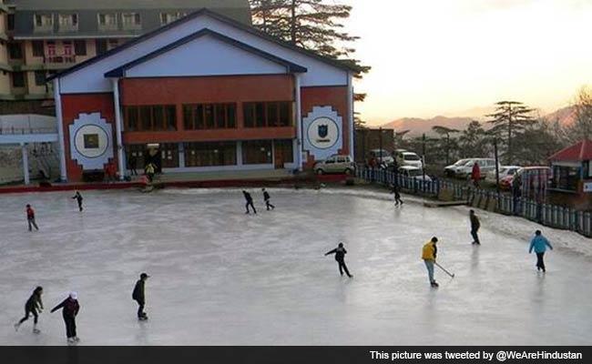 As Shimla Freezes, Skaters Return To Asia's Oldest Rink