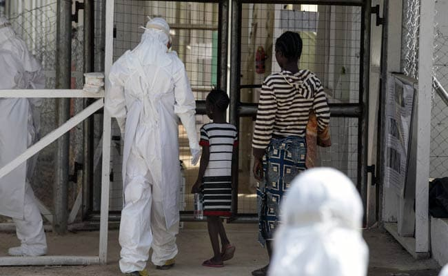 British Healthcare Worker Being Treated For Ebola