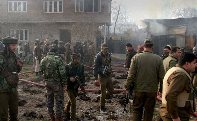 Image result for jammu and kashmir attacks