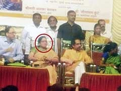 Congress Corporator Takes Potshots at Uddhav Thackeray While He Watches On