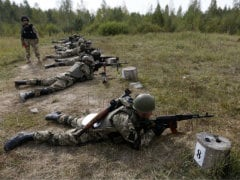 300 US Troops in Ukraine to Train Ukrainian Forces: US Army