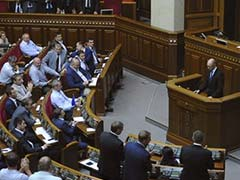 Ukraine Parliament Fires Powerful Security Chief