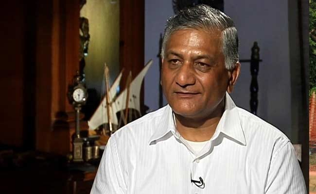 Anna Hazare's Association With Parties has Shattered Activist Image: Union Minister VK Singh
