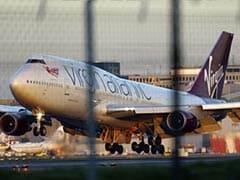 Virgin Atlantic Plane Makes Emergency Landing at Gatwick Airport